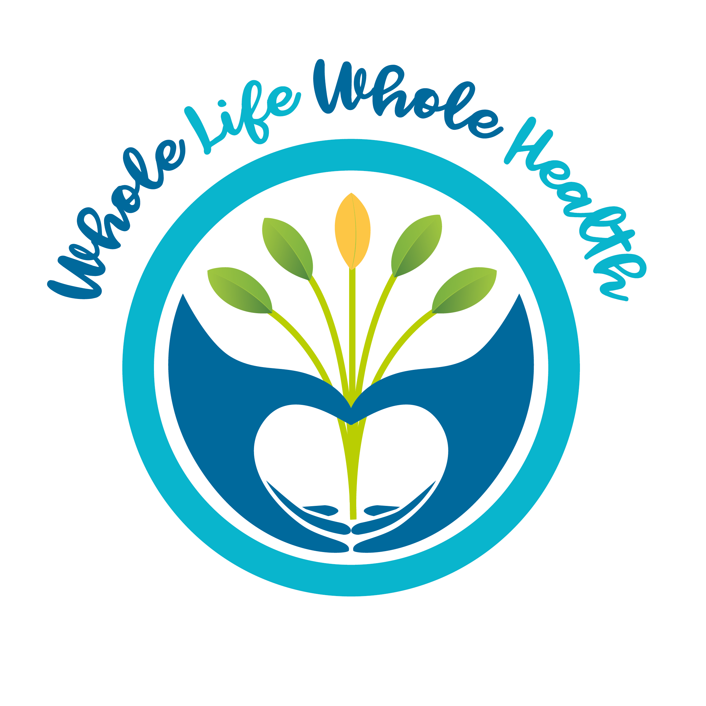 WLWH New Logo - Color On White - Round